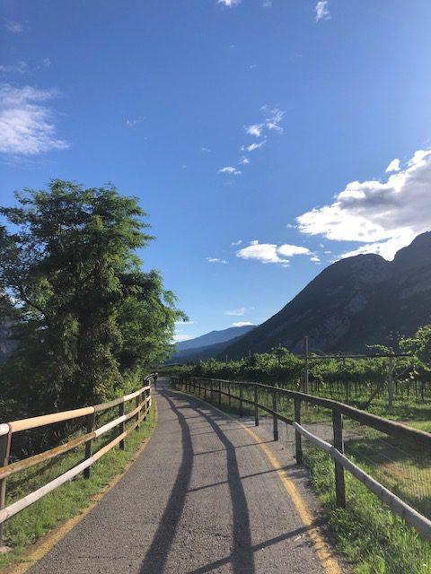 Verso Ceniga