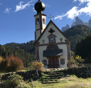 chiesetta di San Giovanni in Rauni