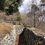 Monte Creino e le trincee