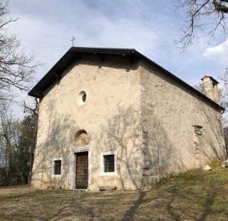 Colle e chiesa di Sant' Abbondio a Dro