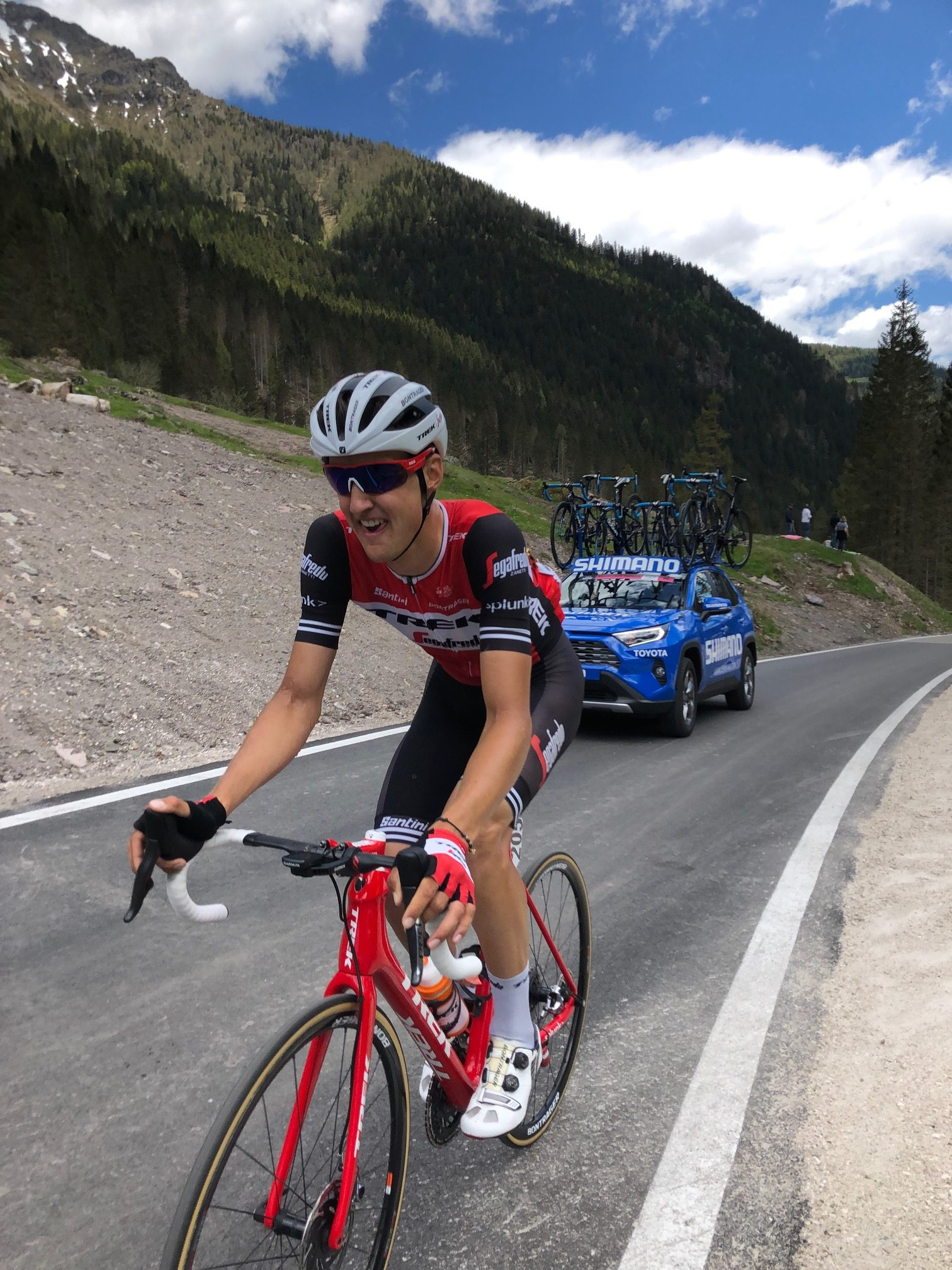 Nicola Conci Giro d'Italia 2019