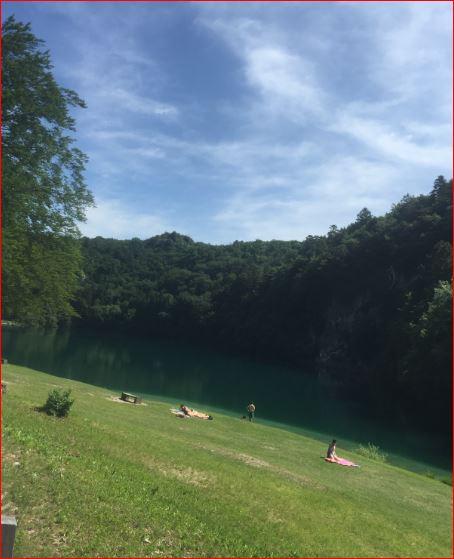 Lago di Lamar