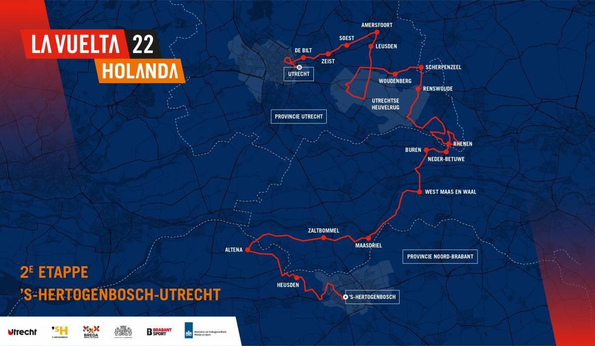 2 tappa Vuelta 2022
